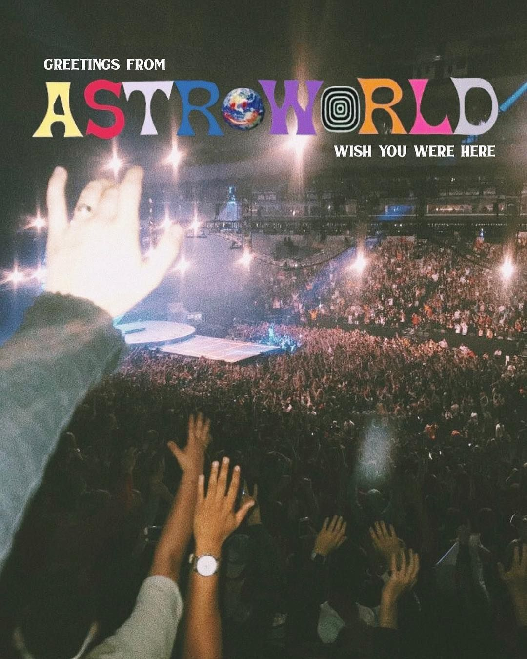 Astroworld Wish You Were Here Travis Scott Travis