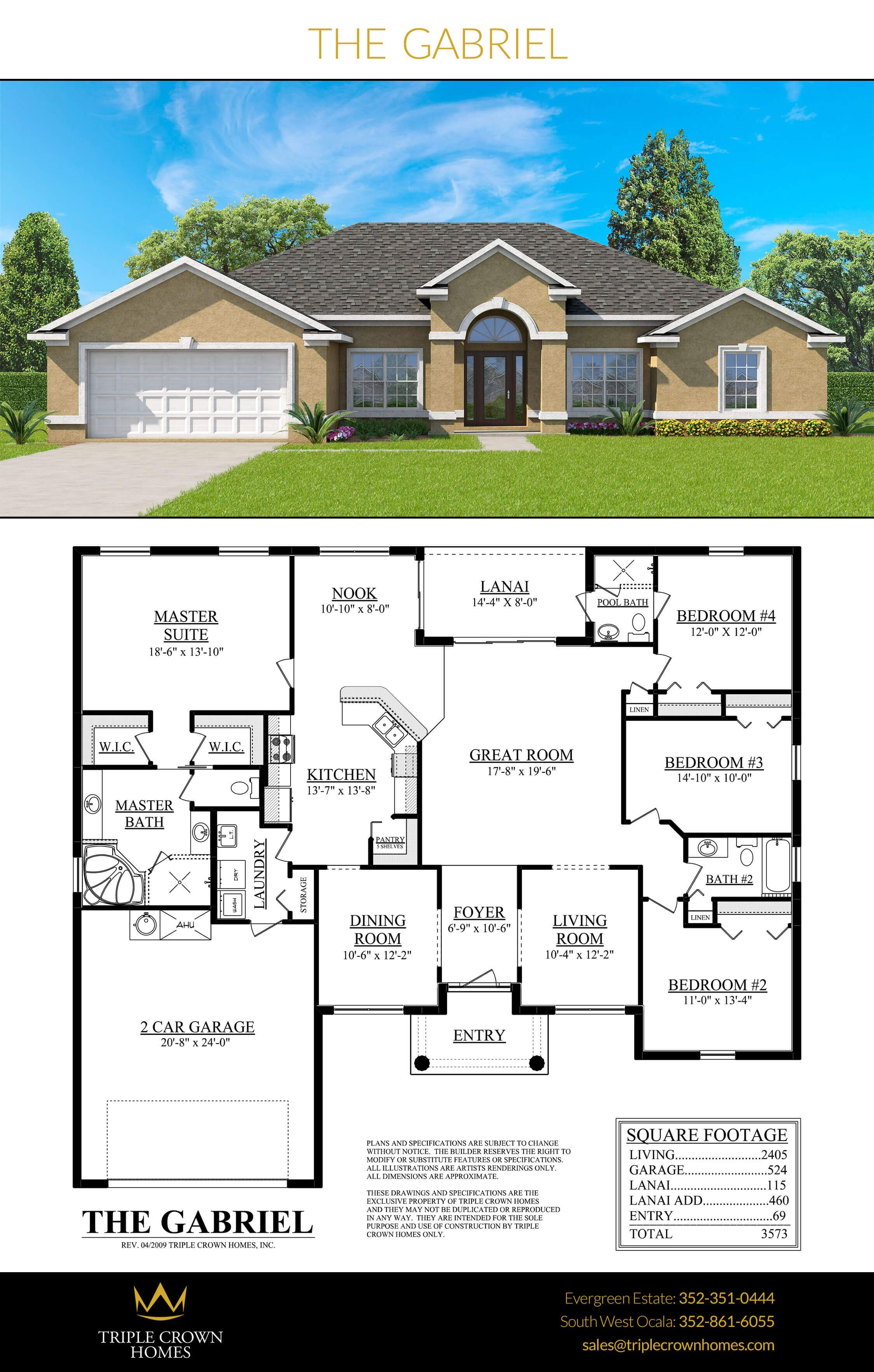 Absolutely Love This House Florida House Plans Home Design Floor Plans My House Plans