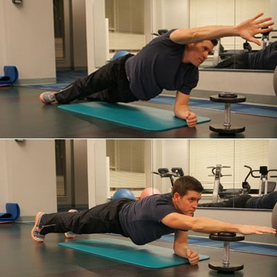 these is the ultimate list of ab exercises according to