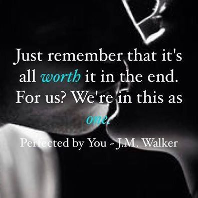 Perfected by You by J.M Walker