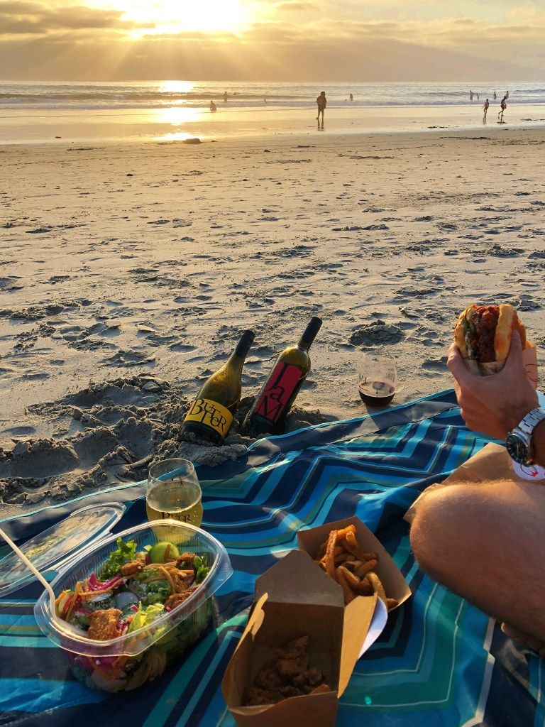 Butter on the Beach: A Perfect Date Night - Jessica Lynn Writes