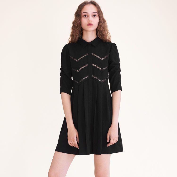 veste courte en tweed maje nouvelle collection