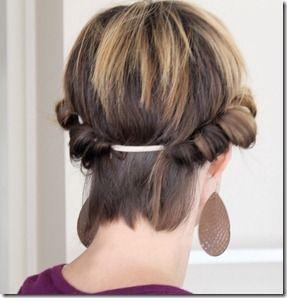 headband curls tutorial  headband curls headband curls