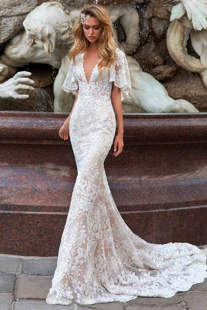 Photo of 32 Most Beautiful Wedding Dresses of All Times