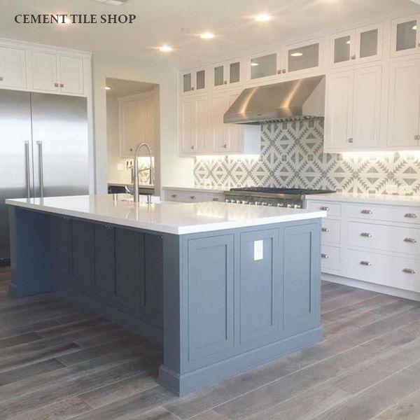 Cement tile shop encaustic cement tile tulum ii for Cement tiles for kitchen