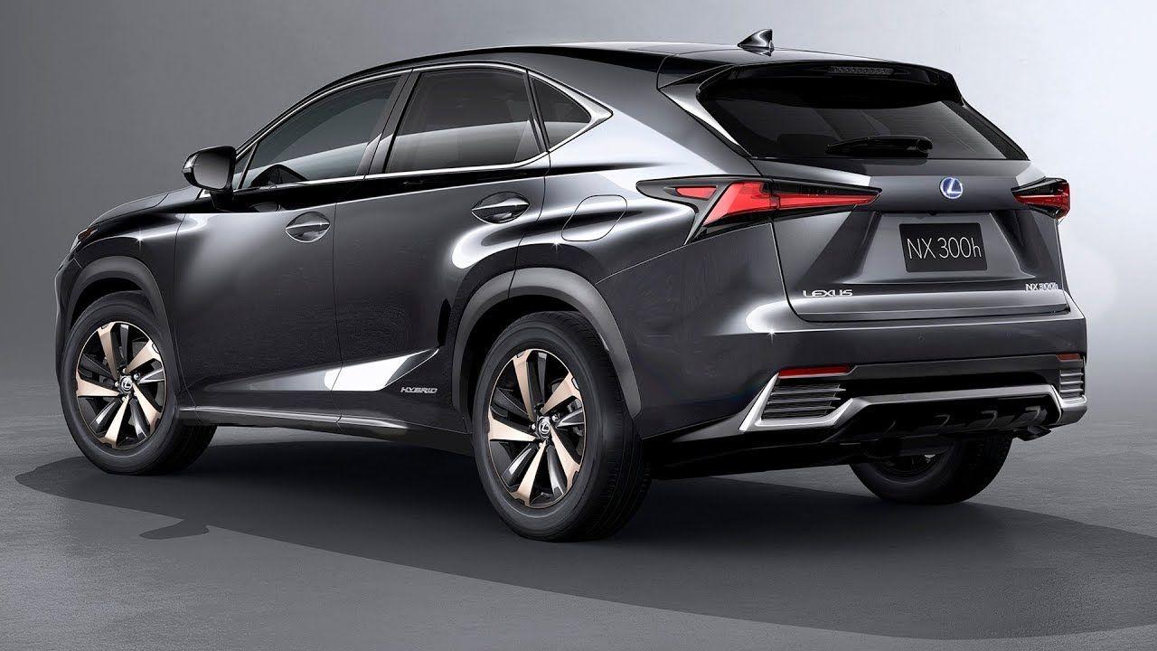 2018 Lexus NX interior Exterior and Drive Lexus suv