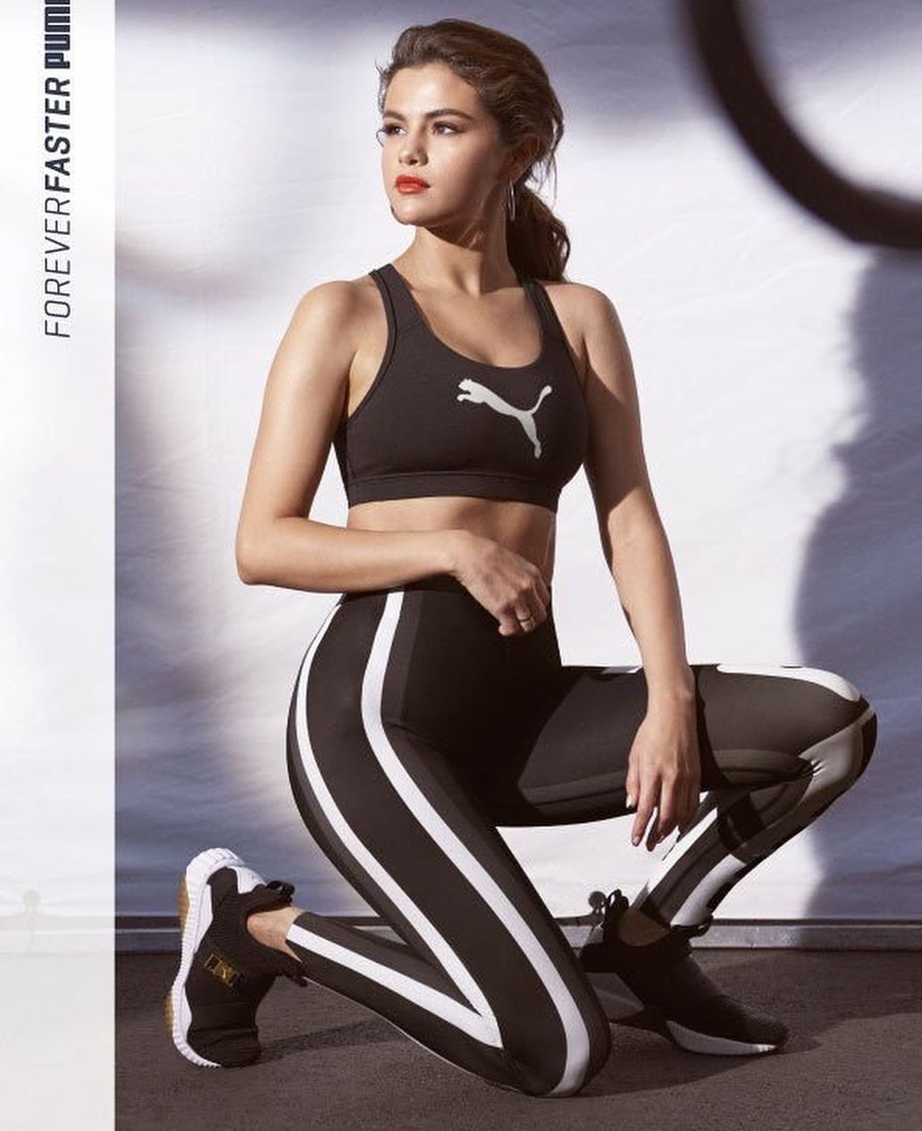 a38ca2346b5 Defy Mid worn by Selena Gomez will be coming out August 2nd.  Mia    SelenaGomez