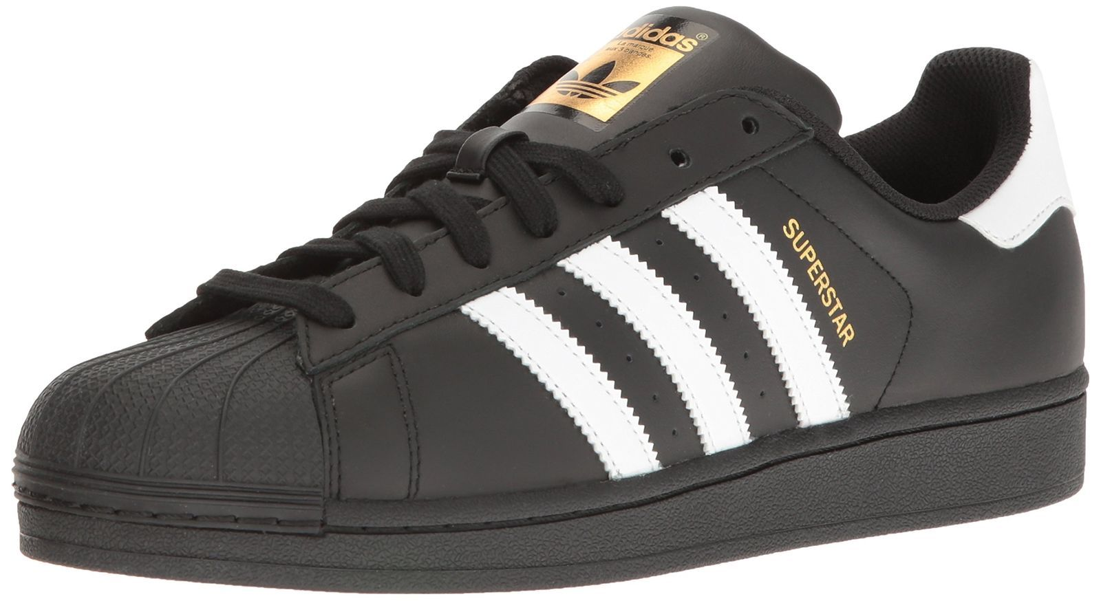 Details about adidas Originals Men's Superstar Sneaker GOLD