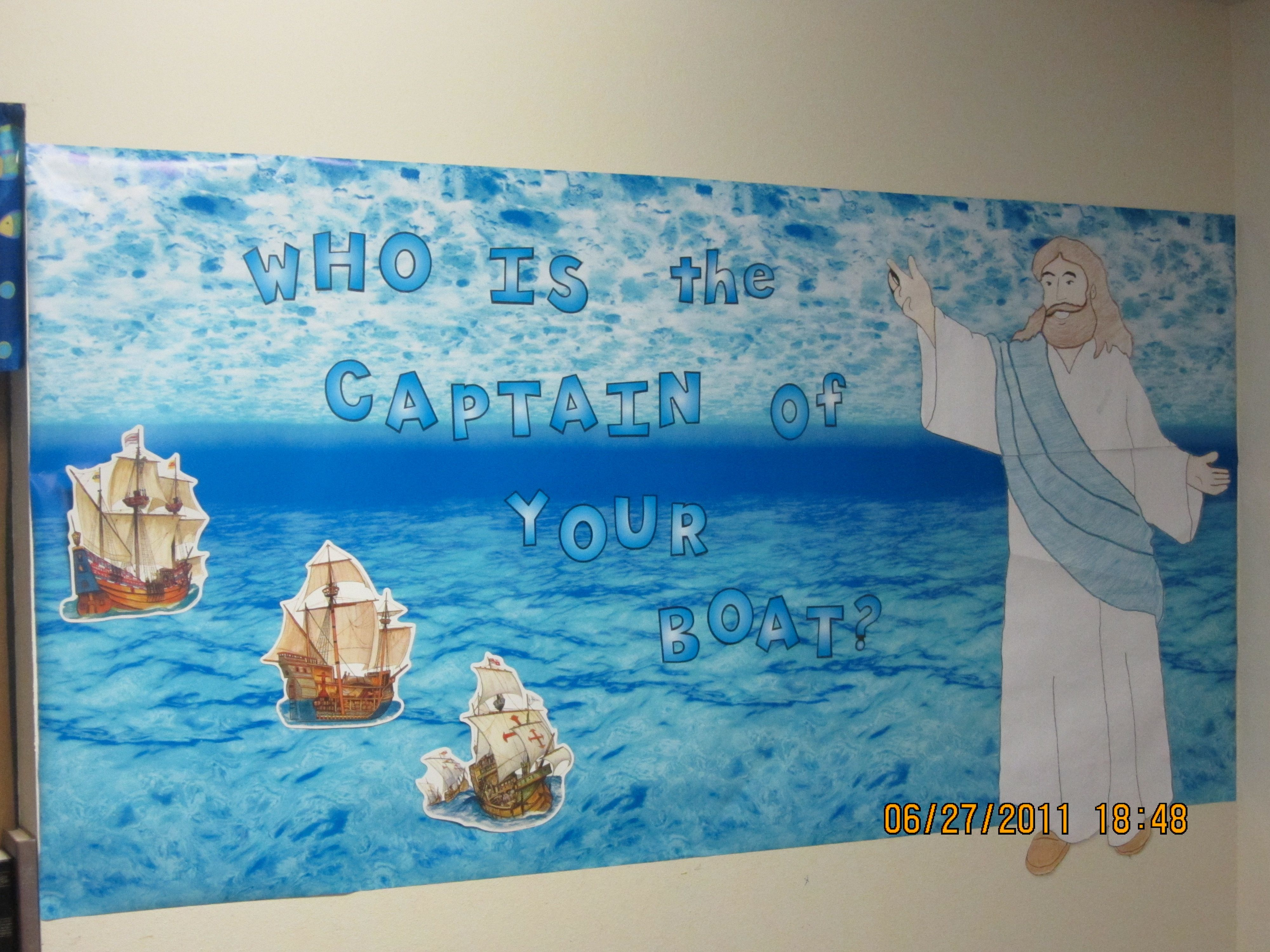 Life S Storms Vbs Jesus Calms The Storm Classroom