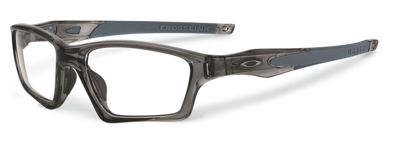 Oakley Crosslink Sweep Eyeglasses   Interchangeable Temple Eye ...