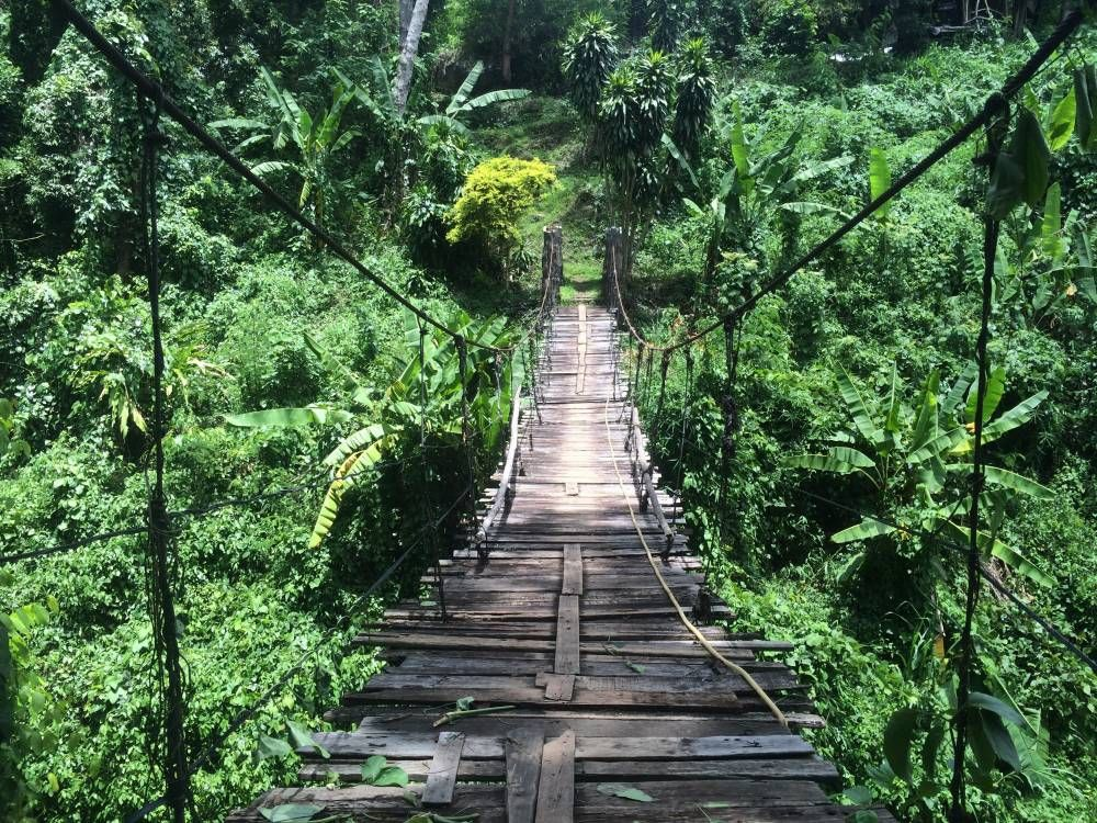 Would you dare? Život začína na konci komfortnej zóny. #dnescestujem Thajsko