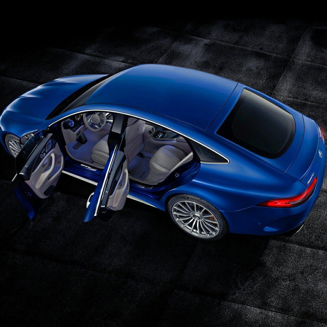 2019 Mercedes Benz Mercedes Amg Cls Camshaft: Mercedes-AMG GT63s X290
