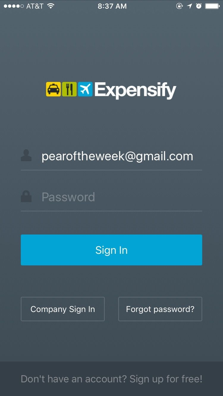 Use Expensify for Receipt Tracking | Money Matters | Personal