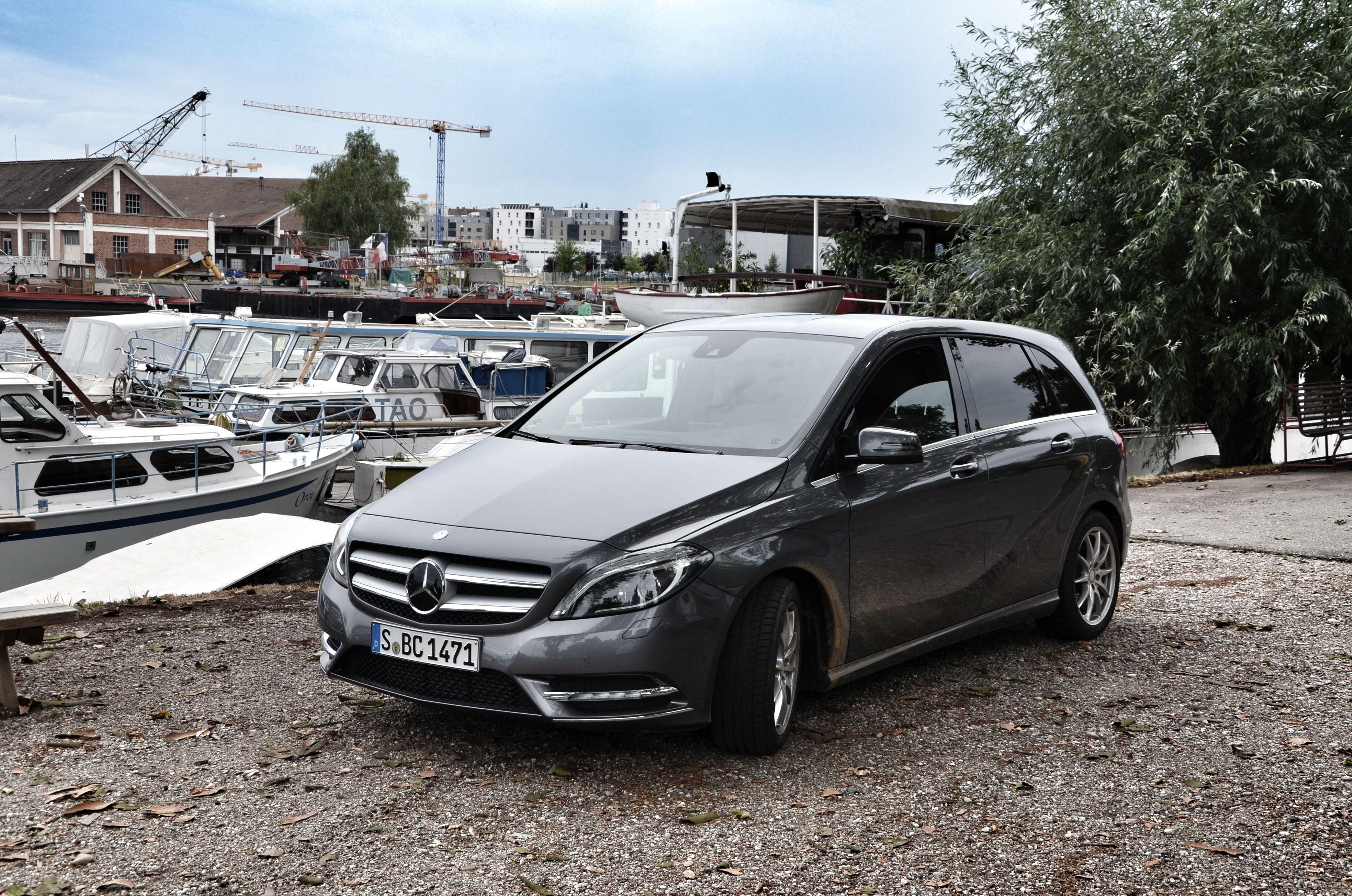 Baby An Bord Mercedes Modelle Im Familien Check Mercedes Benz B Mercedes Tourer