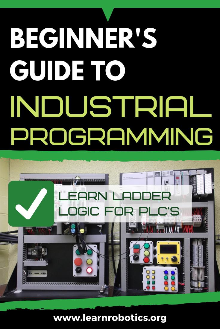 PLC Programming Basics using Ladder Logic | Electronics