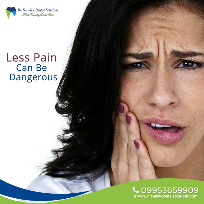 Does your tooth or gums hurt a little? It can cause unbearable pain if not treated today. Get treated today at Dr Sunali's Dental Solutions. Call: 09953659909 Visit: www.drsunalidentalsolutions.com #Dentist #Dental #BestDentistInNoida #Gumdisease