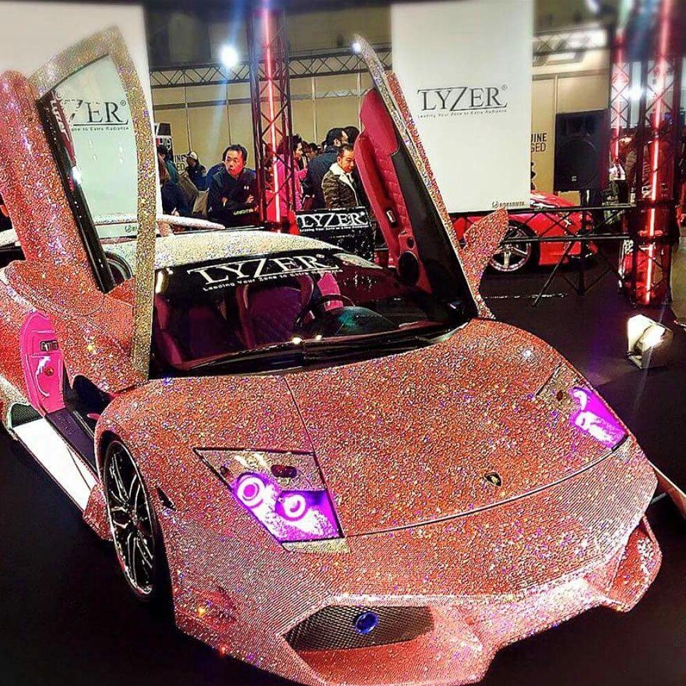 Age (a partir de) : missbecca | Pink car, Pink lamborghini, Fancy cars