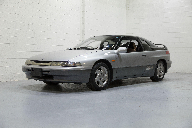 1994 Subaru Alcyone SVX JDM Futuristic RHD Sport Coupe For