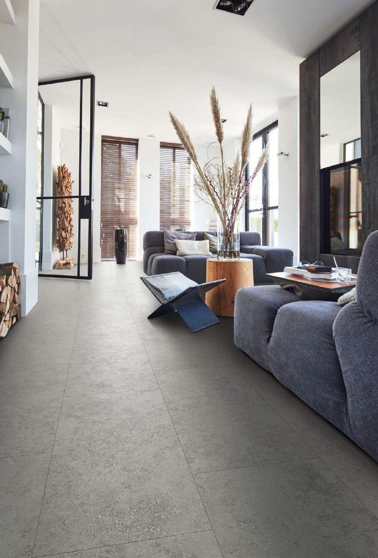 Designboden Im Wartebereich Strapazierfahig Vinylboden Wohnen Wohnzimmer Bodenbelag