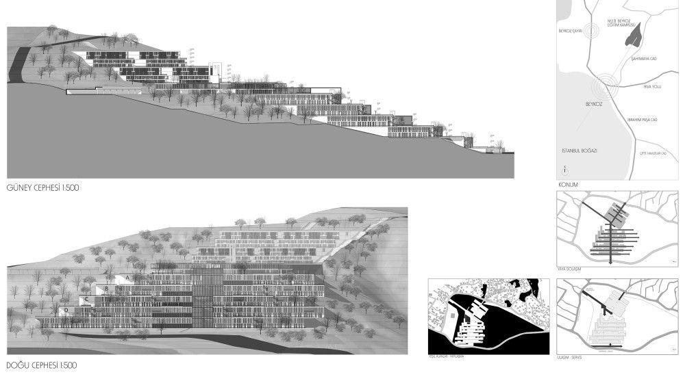 Ziya Imren Wins Competition for Instanbul's Beykoz School Complex