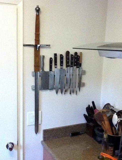 Männer Standard-Küchenwerzeug … :)