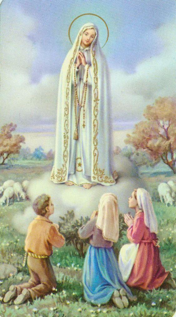 Le grand message d'espérance de Notre Dame de Fatima Le 13 juillet 1917 sœur Lucie a reçu trois secrets. Le troisième a été dévoilé publiquement le 13 mai 2000, accompagné d'un commentaire qui l'interprète :  Comme parole-clé de la première et de la deuxième parties du « secret », nous avons découvert celle qui dit « sauver les âmes »; de même, la parole-clé de ce « secret » est un triple cri: «Pénitence, Pénitence, Pénitence! » …: