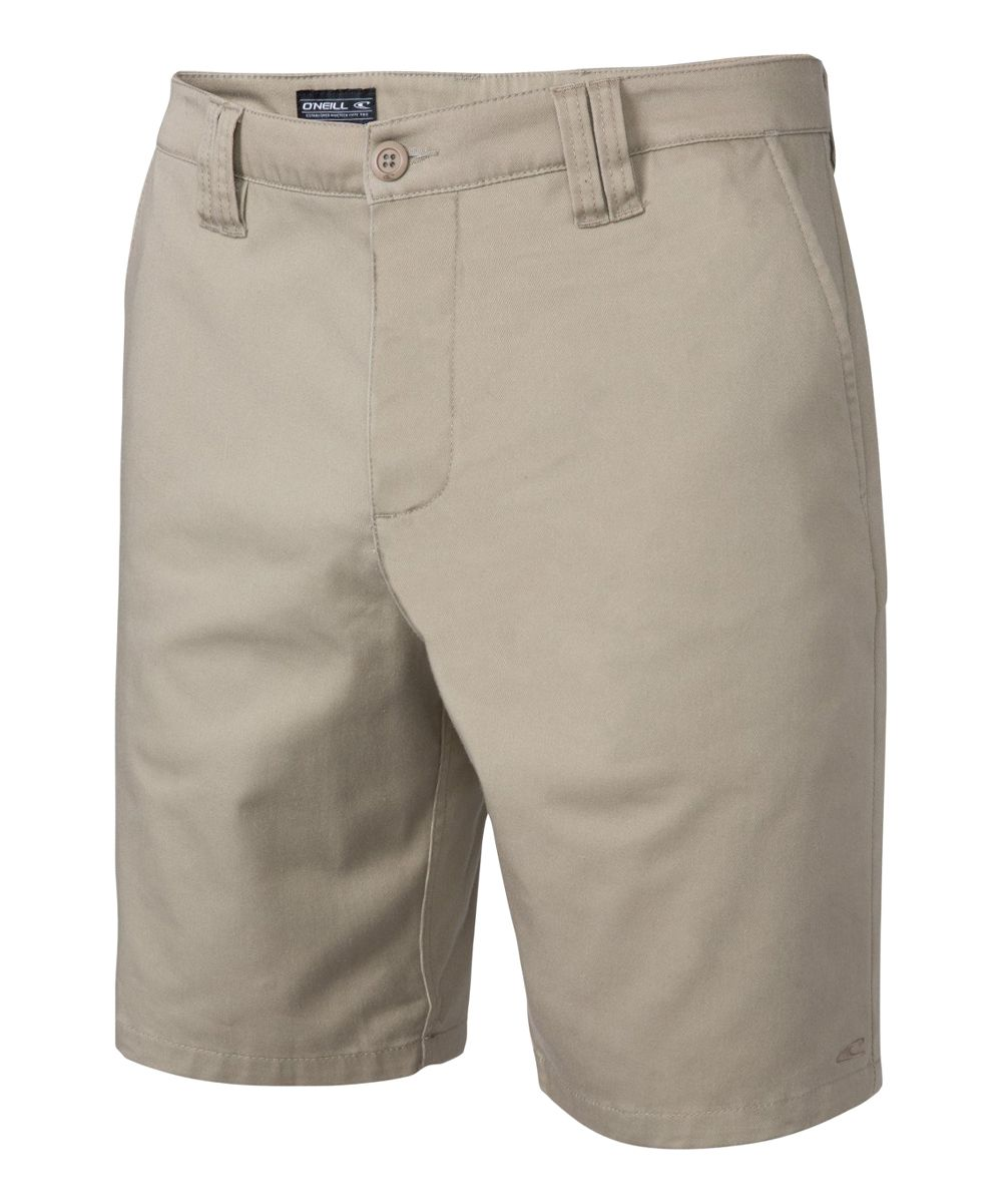 Khaki Contact Light Shorts