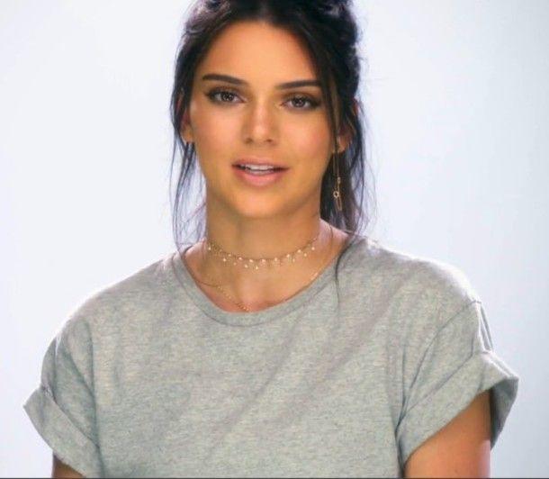 23+ Kendall Jenner Choker  Gif