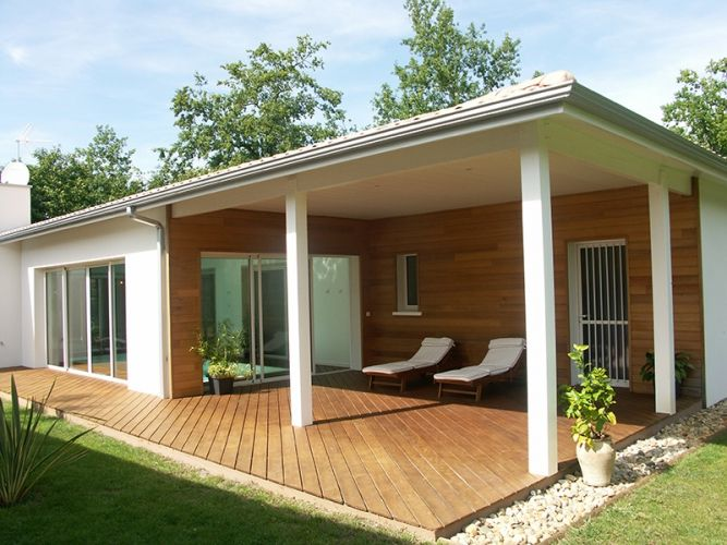 Une villa signé Villa Concept d\u0027IGC maison plain pied Pinterest
