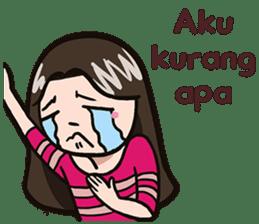 Stiker Wa Line Fb Chat Receh Indonesia Meme Gambar Lucu Ngakak Koplak Koment Beyourself Cakkocem Lucu Meme Gambar Lucu