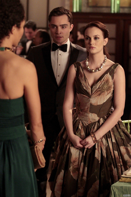 Chuck Bass and Blair Waldorf style / Gossip Girl #3x21 #ExHusbandsandWives