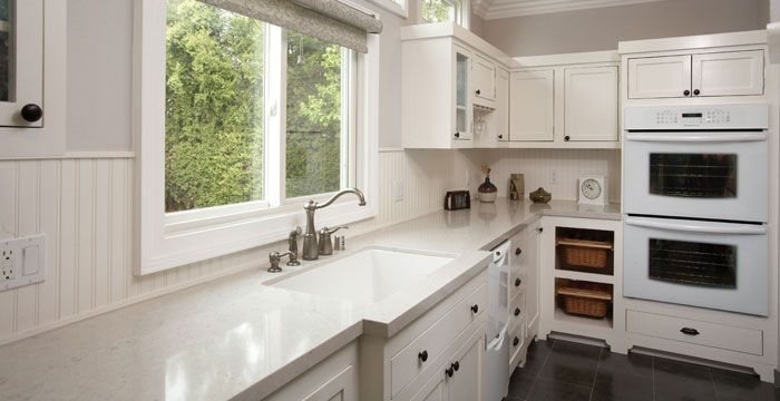 High Quality White Quartz Countertops St Louis MO