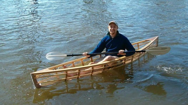 Free Plywood Boat Put Building Plans