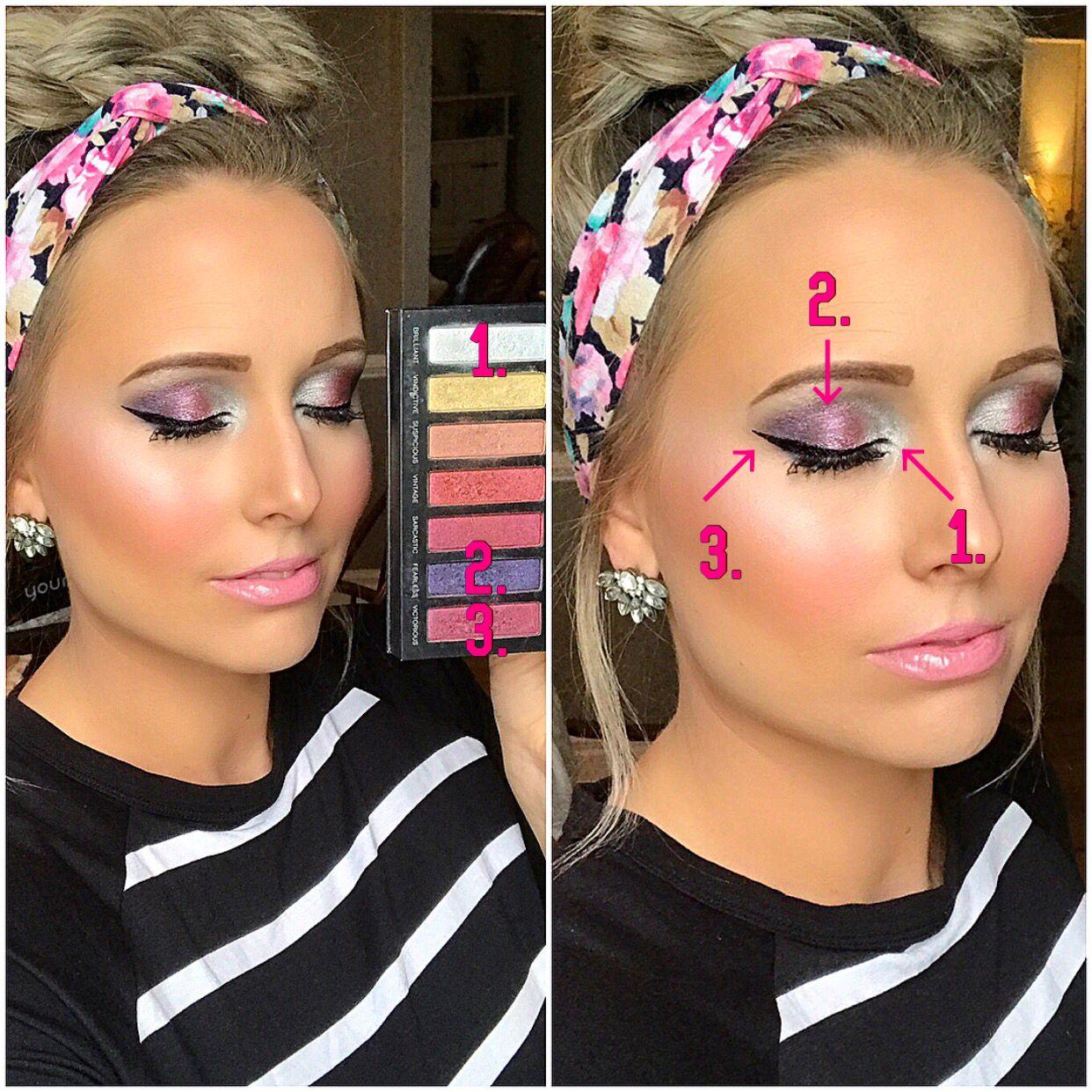 Kudos Virtual Party for Rachele Lantz Younique eyeshadow