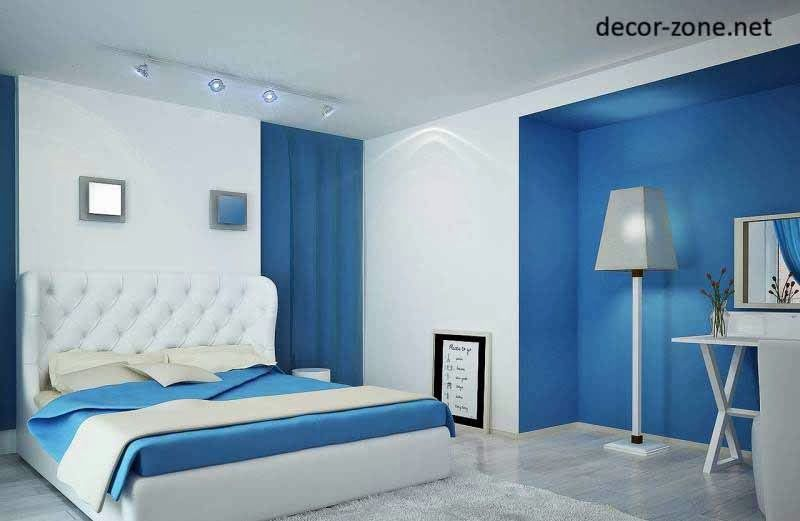 Blue Color Paint For Bedroom – Blue Paint Ideas for Bedroom