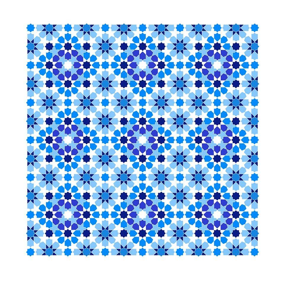 Arabesque Bleu Decor Home Decor Arabesque