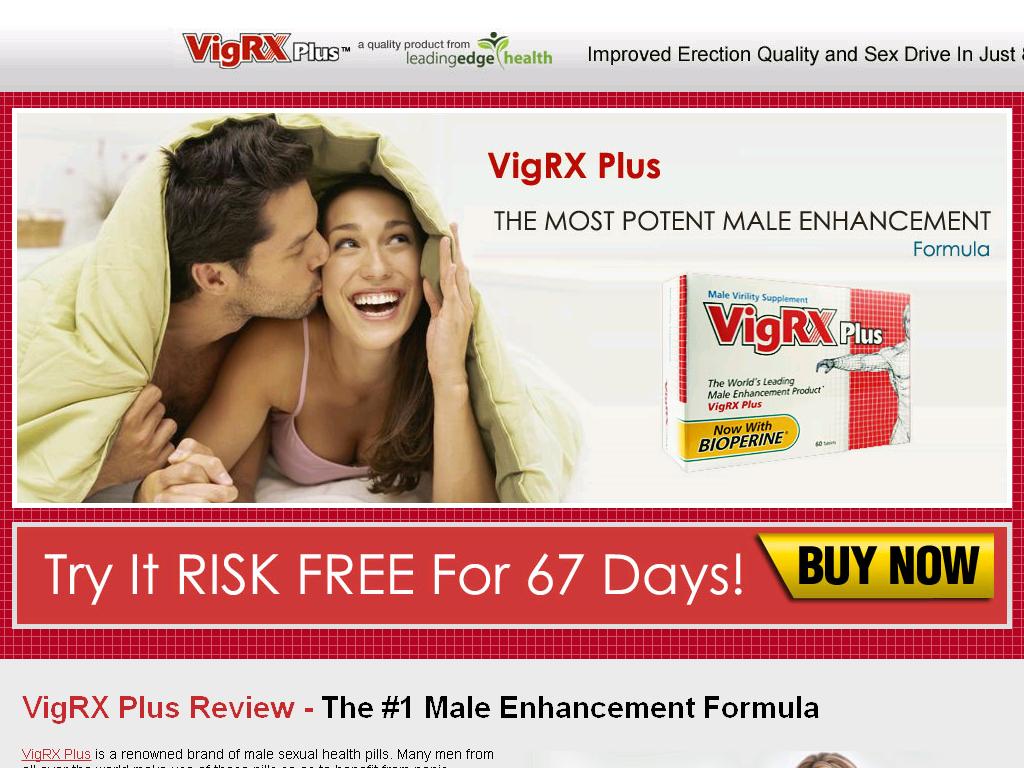 Vigrx plus reviews fdating