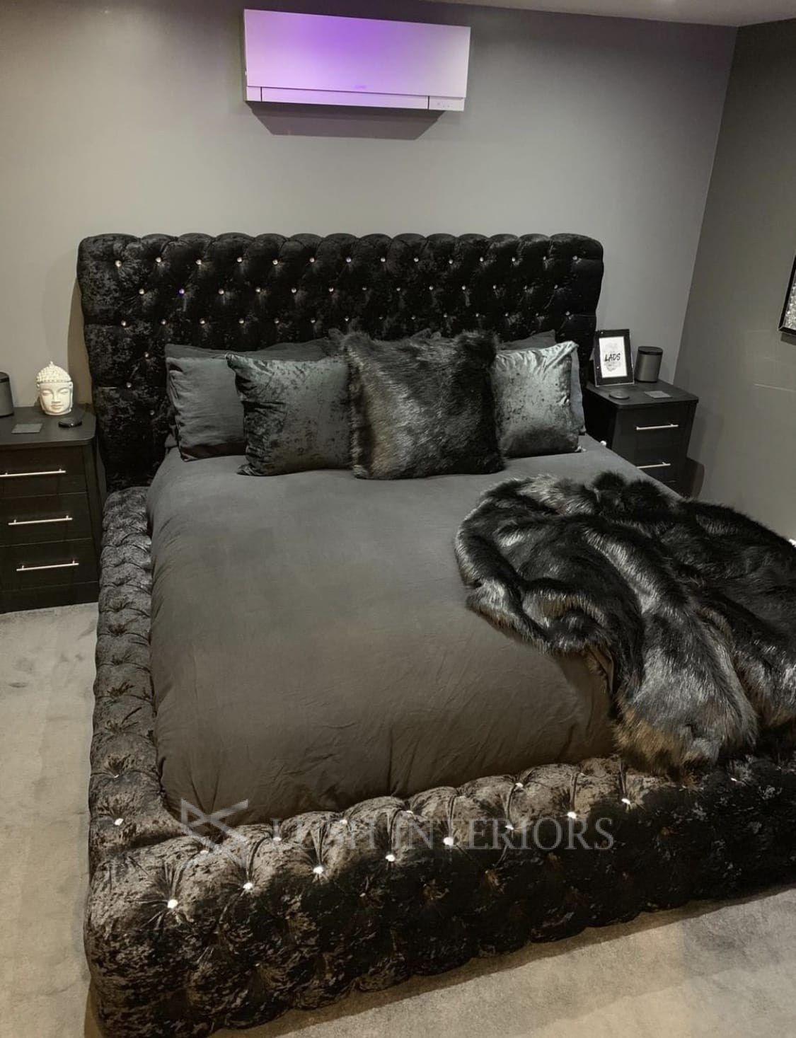 Park Lane Bed Lush Interiors Luxurious Bedrooms Room Ideas Bedroom Luxury Bedroom Design