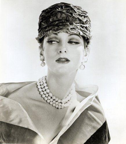 Carmen Dell'Orefice, 1956