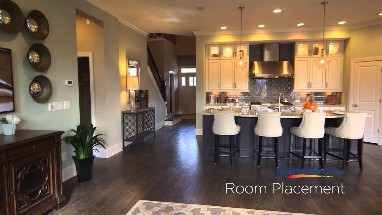 See How Easy It Is To Design Your New Home Your Way. Learn About Life Design  From David Weekley Homes In This Fun Short Video From Www.NewHomeSource.TV