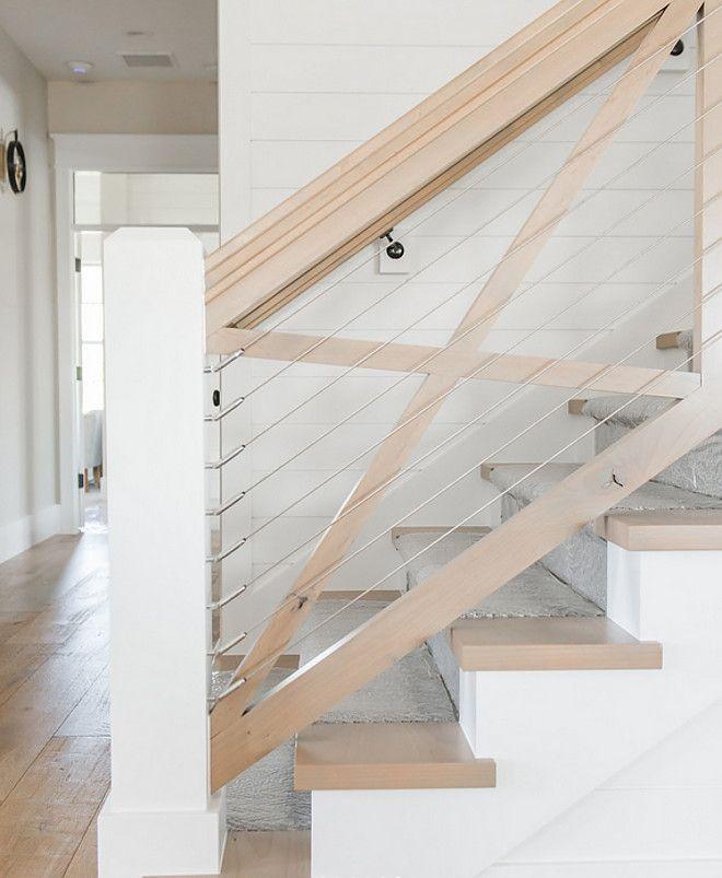 Best Farmhouse Stair Handrail Design Farmhouse Stair Handrail 400 x 300