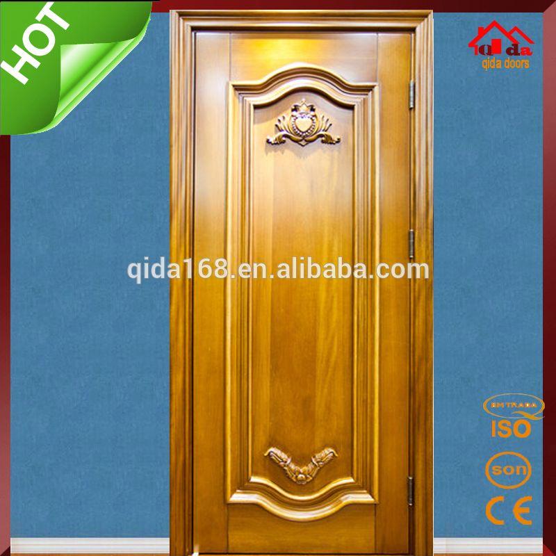 Solid Wooden Front Door Designs Used For Mdf Interior Door Alibaba