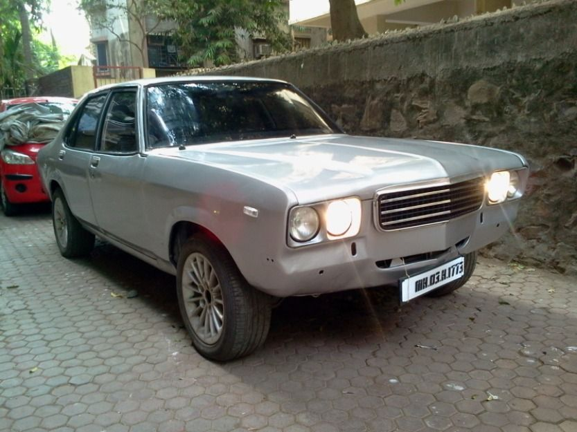 Classic indian muscle car ;classic contessa; 1.8,vintage modified ...