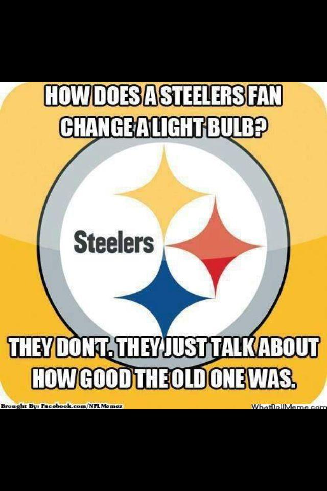 Steelers Jokes : steelers, jokes, Hating, Steelers, Pittsburgh, Funny,, Football, Jokes,, Funny