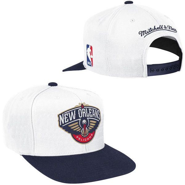 premium selection 820a6 7ba9e best price nba style for him. new orleans pelicans mitchell ness current xl  logo 2