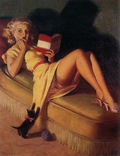 Romance novel sex scenes