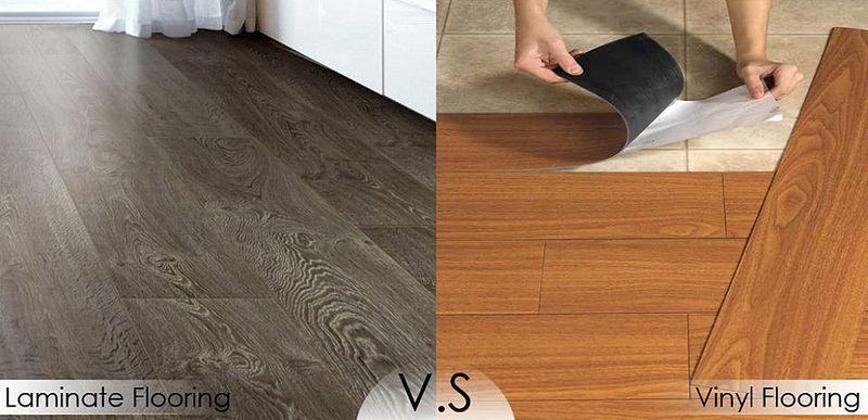 how to choose between laminate u0026 vinyl flooring interior design singapore