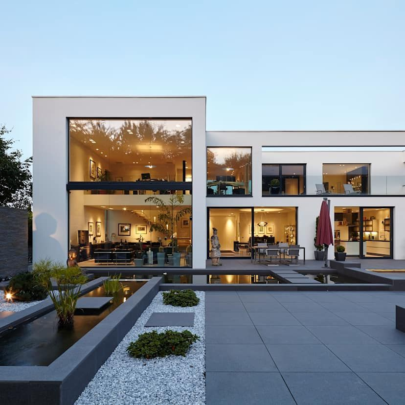 Comfort And Aesthetics Combined In A Lot Of Space Villa S