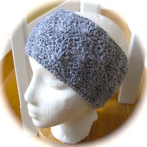Ravelry: LBK63's 1920's Inspired Lace Headband