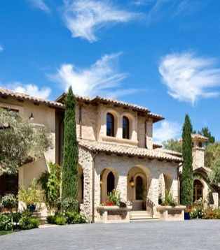 enjoyable tuscan home design. Tuscan Architecture  Old World French Mediterranean Homes